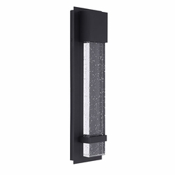 "Eglo Venecia 15"" LED Exterior Wall Light - Black 202957A"