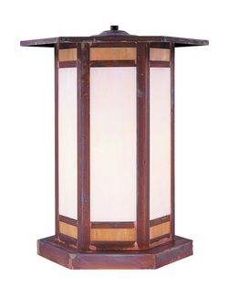 "Etoile 13.5"" Exterior Deck Light By Arroyo Craftsman"