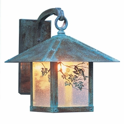 "Evergreen 19.5"" Outdoor Wall Lantern By Arroyo Craftsman"