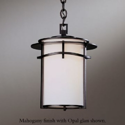 "Exos Pasadena 13.2"" Outdoor Hanging Lantern By Hubbardton Forge - Contemporary"
