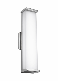 "Feiss Altron 18.5"" Outdoor Wall Sconce WB1863PST-LED"
