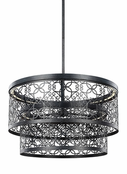 "Feiss Arramore 12.5"" Outdoor Hanging Lamp F3098/2DWZ-LED"