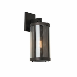 "Feiss Bluffton 19"" Outdoor Wall Mounted Light - Bronze OL12001ORB"