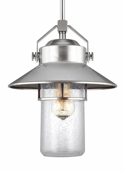 "Feiss Boynton 13"" Outdoor Pendant Light OL13911PBS"