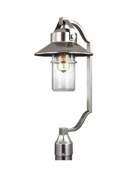 "Feiss Boynton 24.5"" Outdoor Post Lamp OL13908PBS"