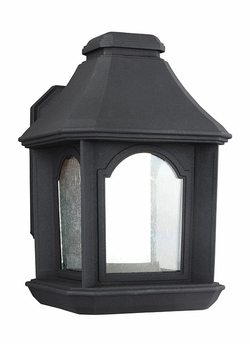 "Feiss Ellerbee 10.625"" Outdoor Wall  Lamp OL11500TXB-LED"