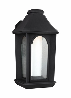 "Feiss Ellerbee 22.125"" Outdoor Wall Lighting Fixture OL11503TXB-LED"