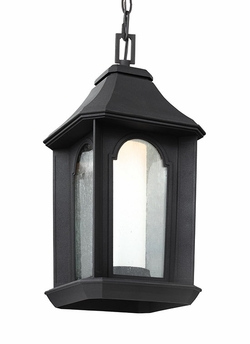 Feiss Ellerbee Outdoor Hanging Lantern OL11509TXB-LED