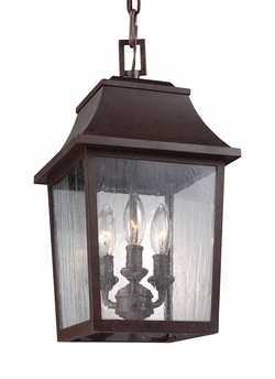 Feiss Estes Outdoor Pendant Light OL11907PCR