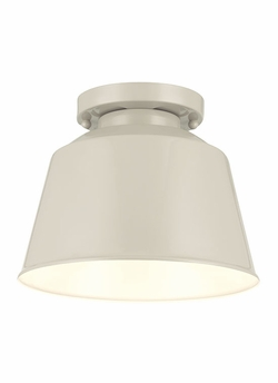 Feiss Freemont Outdoor Ceiling Light - Gray OL15013HGG