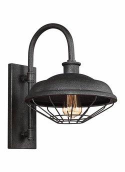 "Feiss Lennex 12.5"" Outdoor Wall Lighting Fixture WB1828SGM"