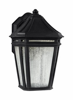 "Feiss Londontowne Black LED 16"" Outdoor Lighting Sconce OL11302BK-LED"