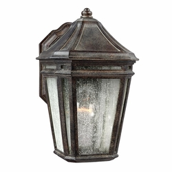 "Feiss Londontowne Chestnut 11.25"" Outdoor Wall Lighting Fixture OL11300WCT"