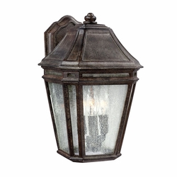 "Feiss Londontowne Chestnut 13.875"" Exterior Wall Light OL11301WCT"