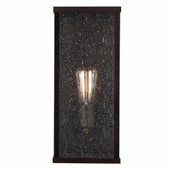 "Feiss Lumiere 15"" Outdoor Wall Lantern - Bronze OL18005ORB"