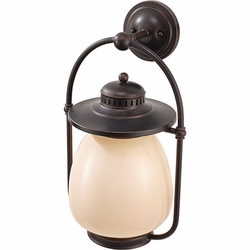 "Feiss Mc Coy 20.5"" Outdoor Lighting Sconce - Bronze OL9304GBZ"