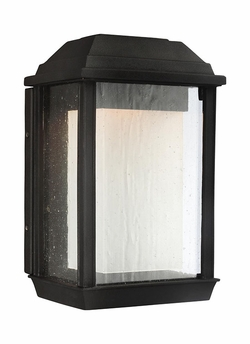 "Feiss McHenry 11.125"" Outdoor Lighting Sconce OL12800TXB-LED"