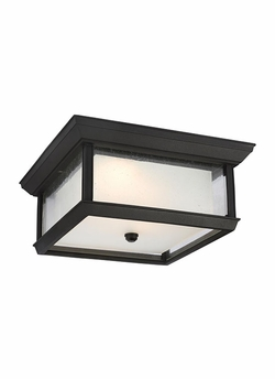 Feiss McHenry Outdoor Ceiling Light OL12813TXB-LED