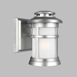 "Feiss Newport 9"" Outdoor Wall Sconce Lighting OL14300PBS"