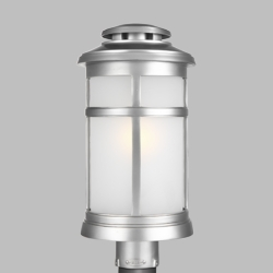 Feiss Newport Outdoor Post Lantern OL14307PBS