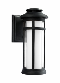 "Feiss Oakfield 16.75"" Exterior Wall Lighting OL12501DWZ-LED"