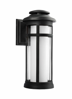 "Feiss Oakfield 20.75"" Exterior Wall Sconce OL12502DWZ-LED"