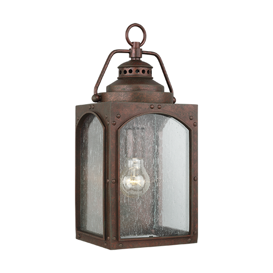 Feiss Randhurst 16 25 Quot Outdoor Lighting Sconce Ol14371co