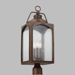 Feiss Randhurst Outdoor Lamp Post OL14373CO