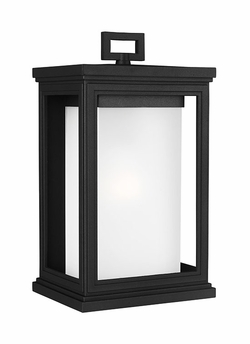 "Feiss Roscoe 13.5"" Exterior Wall Light OL12901TXB"