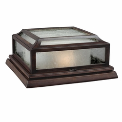 Feiss Shepherd Copper Flush Mount Outdoor Light OL10613HTCP
