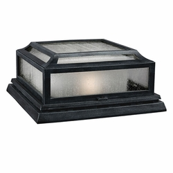 Feiss Shepherd Zinc Exterior Ceiling Light OL10613DWZ