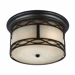 Feiss Wellfleet Exterior Ceiling Light OL10913ABR