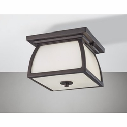 Feiss Wright House Outdoor Ceiling Light - OL8513