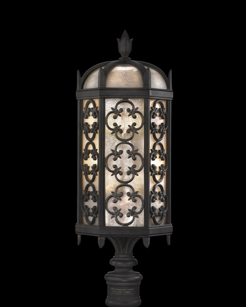 "Fine Art Lamps Costa Del Sol 29"" Outdoor Post Lighting"
