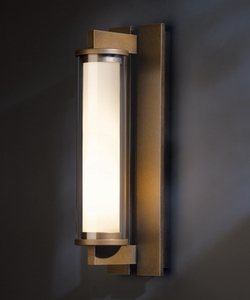 "Fuse Medium 17"" Outdoor Wall Lighting Fixture By Hubbardton Forge - Contemporary 306453"