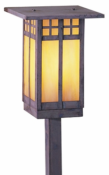 "Glasgow 11"" Outdoor Path Lighting Fixture By Arroyo Craftsman"