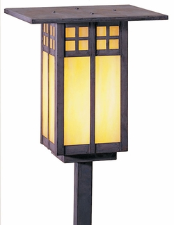"Glasgow 20.75"" Pathway Light By Arroyo Craftsman"