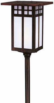 "Glasgow 25"" Outdoor Landscape Light By Arroyo Craftsman"
