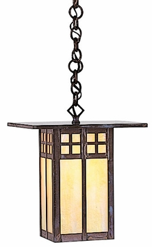 "Glasgow 47"" Outdoor Pendant By Arroyo Craftsman"