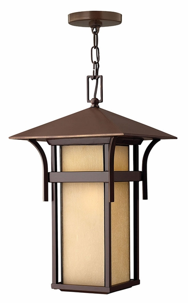 Harbor Craftsman Outdoor Hanging Light By Hinkley 2572ar