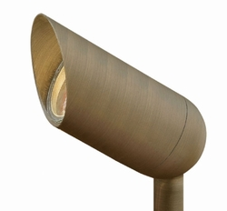 Hardy Island 60 Degree LED Outdoor Spot Lighting Fixture - Bronze 1536MZ-20LED60