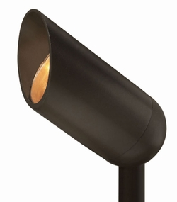 Hardy Island 60 Degree LED Outdoor Spot Lighting Fixture By Hinkley - Bronze 1536BZ-LED60