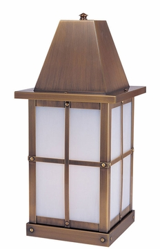 "Hartford 15"" Outdoor Deck Light By Arroyo Craftsman"