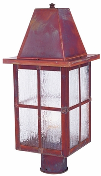 "Hartford 20.25"" Outdoor Lighting Post Lamp By Arroyo Craftsman"
