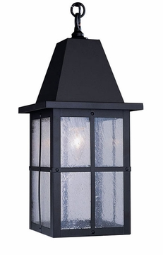 "Hartford 50.5"" Outdoor Ceiling Lighting Pendant By Arroyo Craftsman"