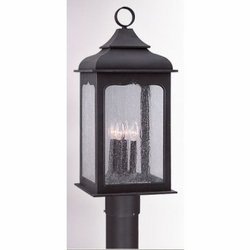 Henry Street Traditional Outdoor Post Lighting Fixture by Troy P2016CI