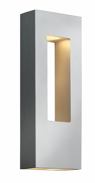 "Hinkley Atlantis 16"" Dark Sky Outdoor Light Sconce - Contemporary 1648TT"