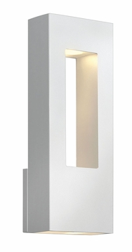 "Hinkley Atlantis 16"" Dark Sky Outdoor Wall Light - Contemporary 1648SW"