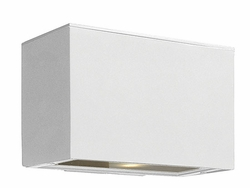 "Hinkley Atlantis 5.25"" Dark Sky Exterior Wall Light - Contemporary 1646SW"