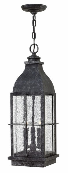 Hinkley Bingham Hanging Outdoor Light Transitional 2042gs